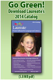 Go Green! Download Laureate's 2014 Catalog