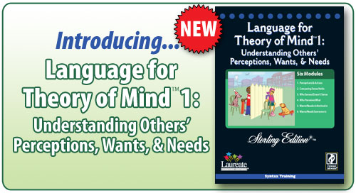 Language for Theory of Mind 1