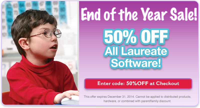 50% OFF All Software Until December 31!